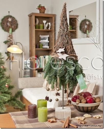 ideas manualidades navidad (2)