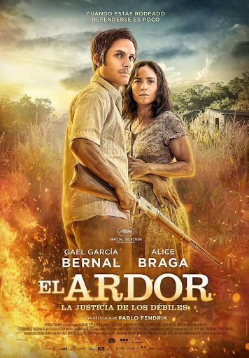 Στις Φλόγες του Έρωτα (El Ardor) Poster