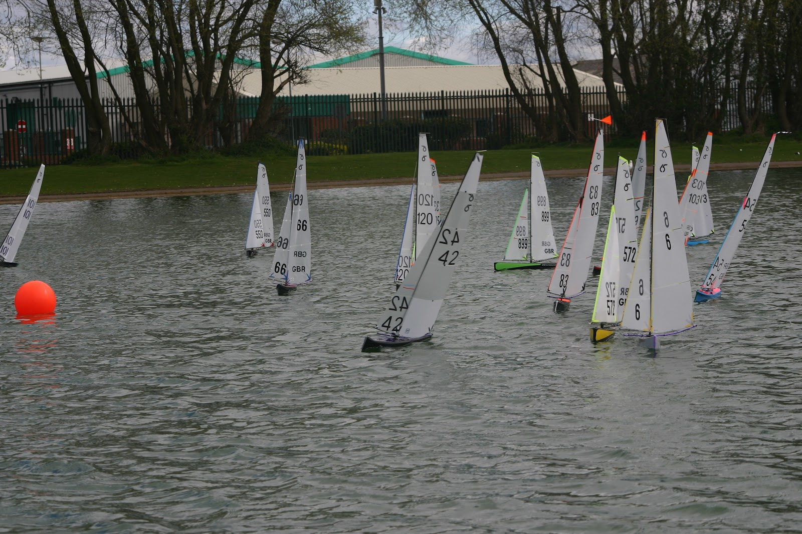 RG65 Travellers Series 2 @ Birkenhead Results