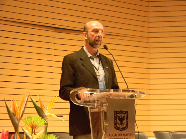 Carlos Augusto Abicalil, en la apertura del Encuentro