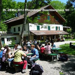 Pfingstlager 2012 Buechberghaus