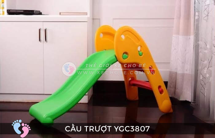 Cầu tuột cho trẻ em mini YGC-3807 1