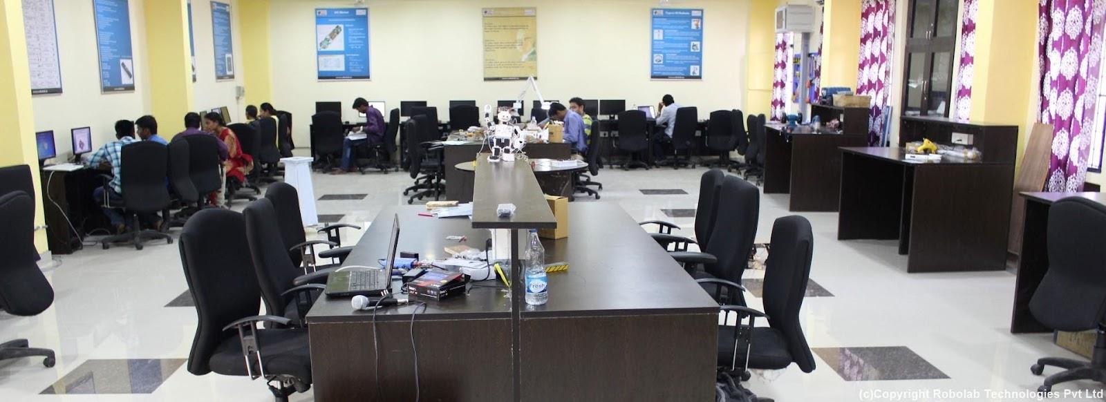 Marri Laxman Reddy Institute of Technology, Hyderabad Robolab (7).jpg