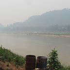 Luang Prabang - Blick auf den Mekong