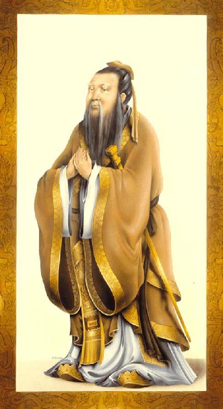 Confucius 8, Confucius