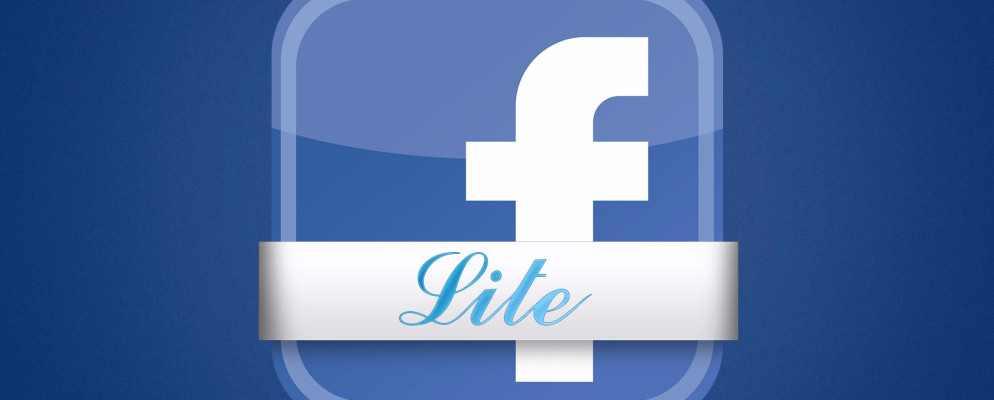 Facebook Lite vị cứu tính cho điện thoại cấu hình thấp