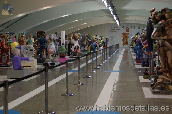 La Exposición del Ninot al detalle. #exponinot16