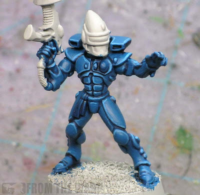 warhammer 40k line highlighting eldar example
