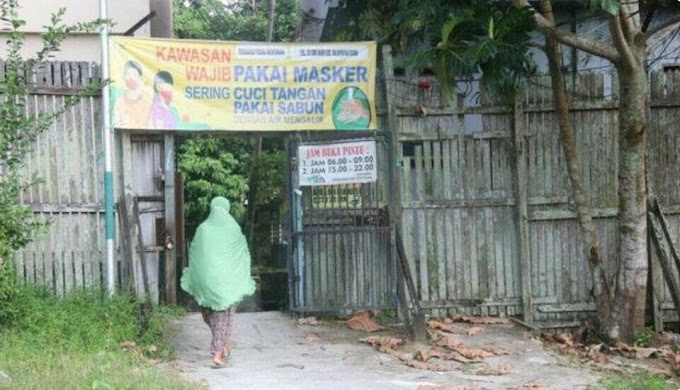 PPKM Jilid II di Balikpapan Jangkau Permukiman, Atur Jam Terima Tamu
