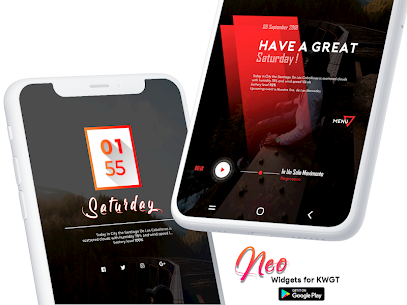 Neo Widgets for KWGT v3.4 [Paid] APK 2