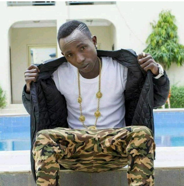"I haven't made any money from my trending ""one corner"" song – Ghanaian Singer, Patapaa Reveals"