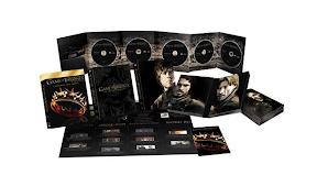 Contenu DVD Blu-Ray Game of Thrones saison 2