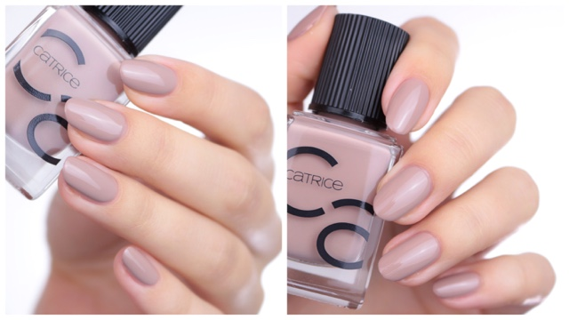 catrice iconails coffee to go