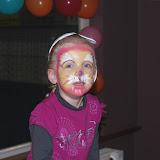Jipie! Een verjaardagsfeestje waar je geschminkt wordt!