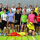 Trainingsweekend BCUB 2013