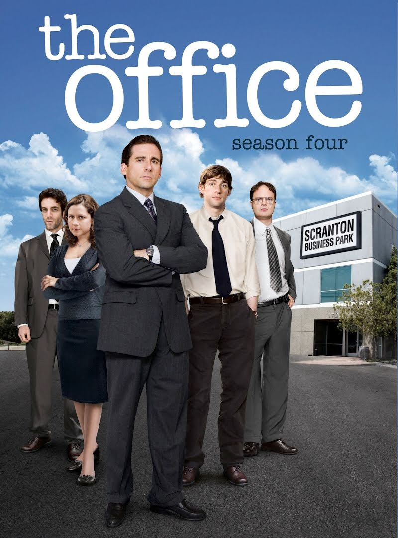 The Office - 4ª Temporada (2007 - 2008)