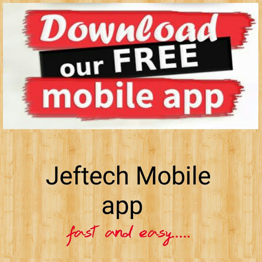 Download Jeftech Mobile App Free