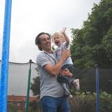 Met papa erbij is het nòg leuker!!