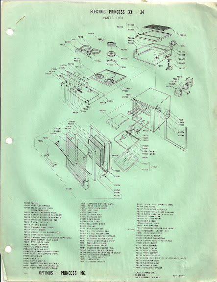 princess electric range oven replacement page 2 trawler electric stove diagram princess stove wiring diagram #13