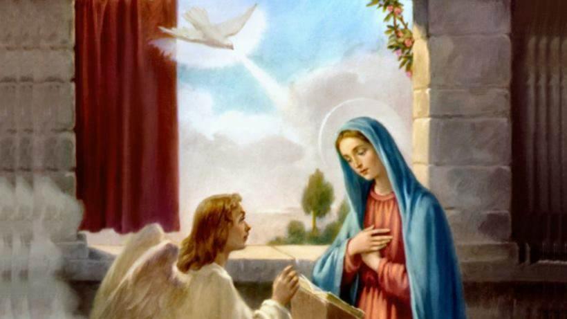 Tôi đây là nữ tỳ của Chúa (20.12.2019 – Thứ Sáu Tuần 3 MV)