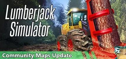 تحميل لعبة  Lumberjack Simulator