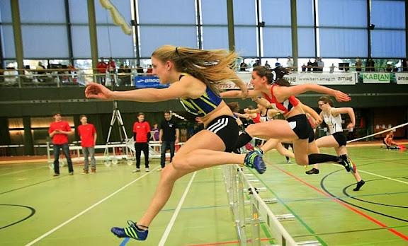 Hallen Nachwuchs Schweizermeisterschaften in Magglingen