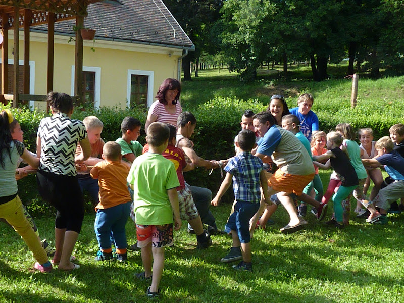 Gyereknap Erdőtarcsán - 2015.05.30.