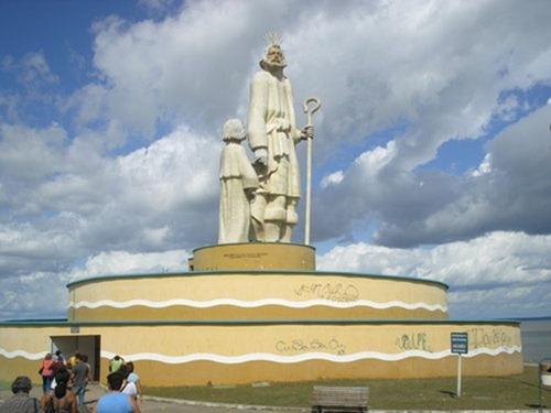 Monumento a São José de Ribamar - Maranhao