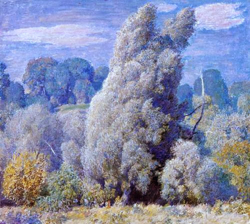 Daniel Garber - Bucks County - Windblown Willows