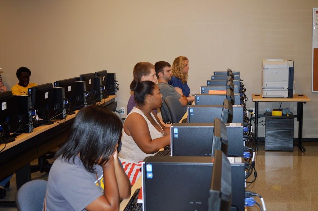 New Student Orientation Texarkana Campus 2013 - DSC_3151.JPG