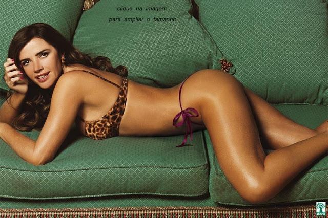 Luma De Oliveira Nude Playboy