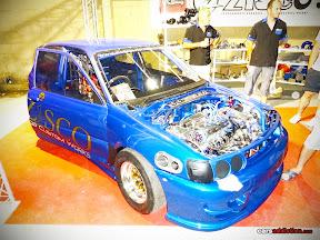 Zisco's Custom Blue Toyota GT Turbo