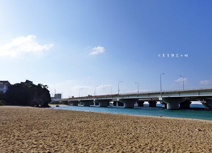 11 沖繩自由行 那霸一日遊 波上宮、波之上海灘、海底觀光遊覽船、白鯨號夕陽遊輪晚餐