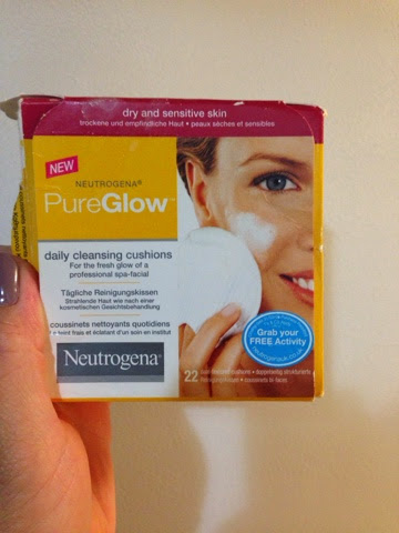Authoritative answer, pure glow facial cleansing cushions are mistaken