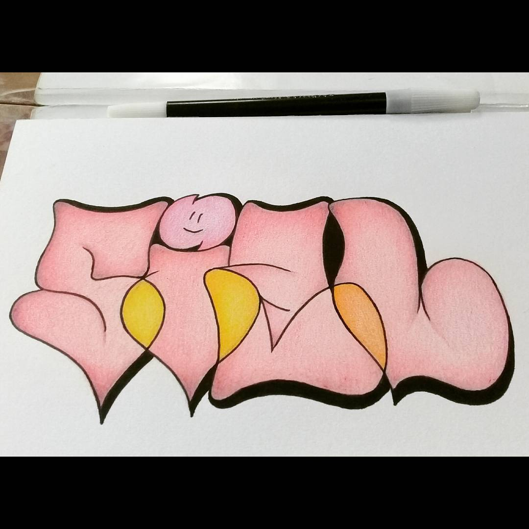dibujos-lapiz-graffitis581