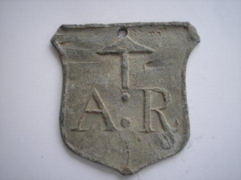 Naam: A. RoegholtPlaats: GroningenJaartal: 1850