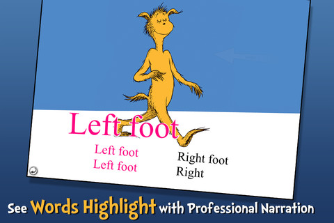 The Foot Book Narration
