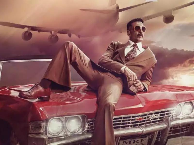 Akshay Kumar :Akshay Kumar to shoot 'Bell Bottom' in Scotland ...