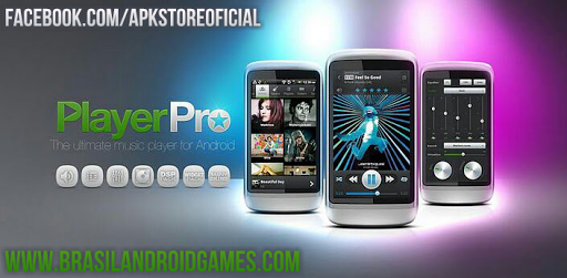 Download PlayerPro Music Player v4.3 APK Full Grátis - Aplicativos Android