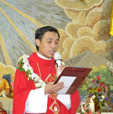 Giáo xứ Kim Trung mừng đón cha quản nhiệm
