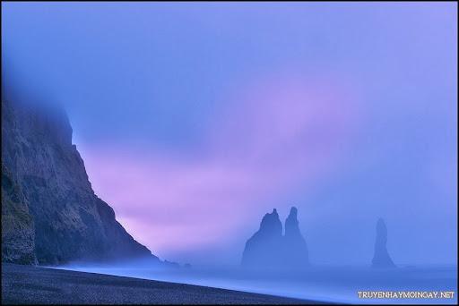 Ảnh đẹp thiên nhiên trong sương mù
