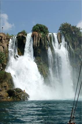 Cascada de Lara o Düden - Antalya