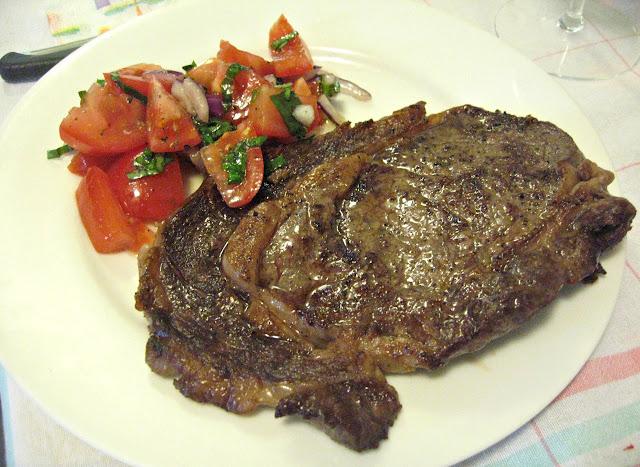 Steak, Italian Cooking, and Bistecca alla Fiorentina