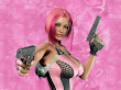 Pink Pistols Girl
