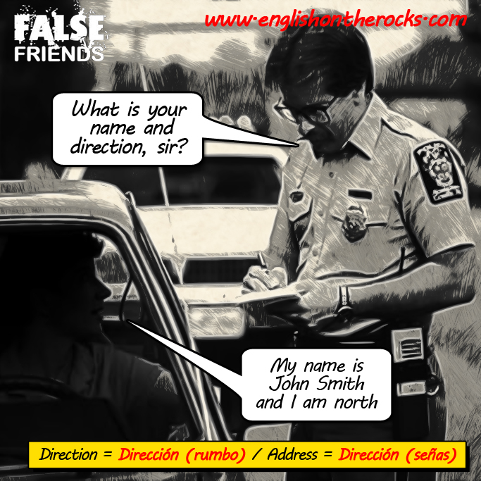 False Friends: Dirección