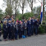 Dodenherdenking 2012