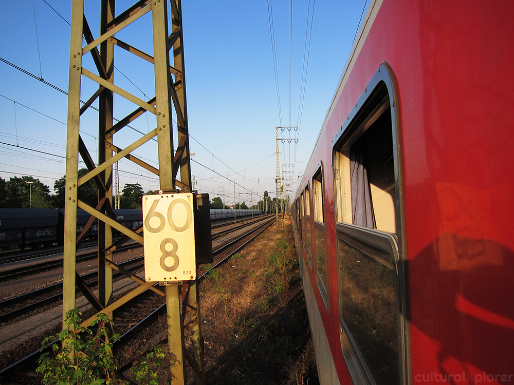 Amsterdam to Prague Train
