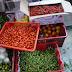 Markt in Little India mit leckeren Chilis