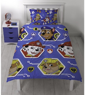 paw patrol bedding sets