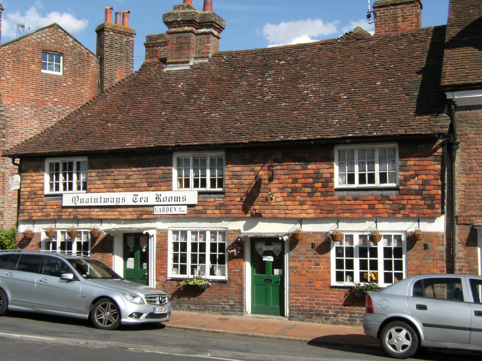 1005300133 Quaintways Tea Rooms, Penshurst (now closed)